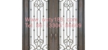wrought iron rendering
